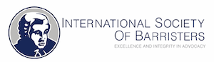 International Society of Barristers logo