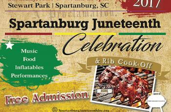 Hodge & Langley Supports Spartanburg Juneteenth